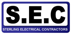 Logo, Sterling Electrical Contractors Ltd - Electrical Installations in South Benfleet, Essex