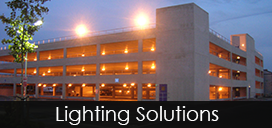 Lighting Solutions Button - Electrical Engineers in South Benfleet, Essex