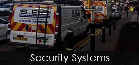 Security Systems Button - Electrical Installations in South Benfleet, Essex